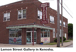 Lemon Street Gallery in Kenosha.