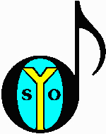 Logo of the Oshkosh Youth Symphony Orchestra