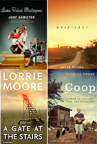 Wisconsin Book Festival featured books
