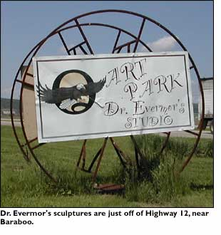 Doctor Evermor sign