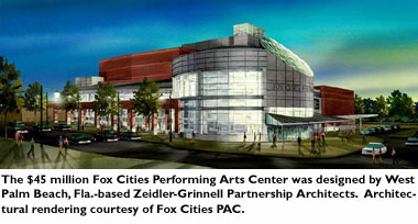 The Fox Cities Performing Arts Center
