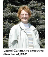 Laurel Canan, the executive director of JPAC.