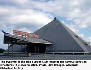 Pyramid of   the Nile Supper Club
