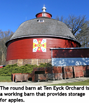 Ten Eyck Farms barn